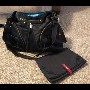 Skip Hop Versa Expandable Diaper Bag